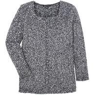 Parkhurst Women's Scoop-Neck Pullover Sweater