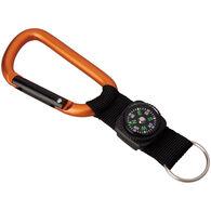 Munkees Carabiner w/ Strap & Compass