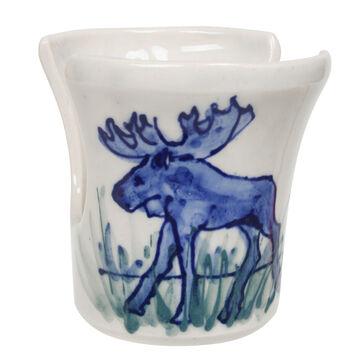 Great Bay Pottery Handmade Stoneware Sponge Holder