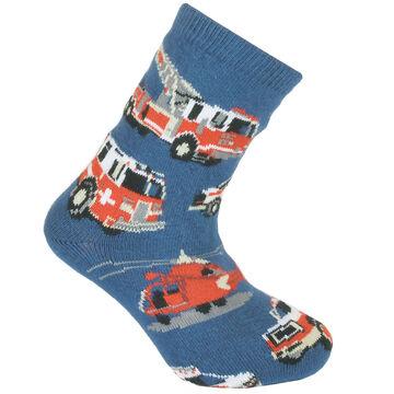 Wheel House Designs Emergency Vehicles Sock