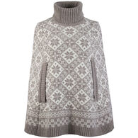 Dale Of Norway Women's Rose Poncho