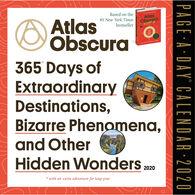 Atlas Obscura 2020 Page-A-Day Calendar by Atlas Obscura