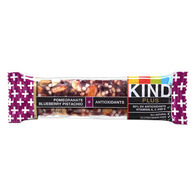 KIND Plus Pomegrante Blueberry Pistachio + Antioxidants Bar