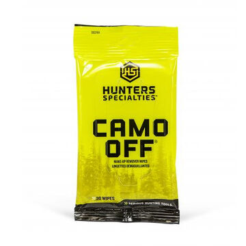 Hunters Specialties Camo-Off Camo Makeup Remover