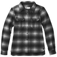 SmartWool Women's Anchor Line Lightweight Shirt Jacket