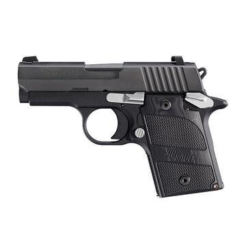 SIG Sauer P938 Nightmare 9mm 3 6-Round Pistol
