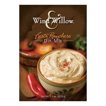 Wind & Willow Fiesta Ranchero Dip Mix