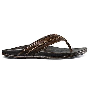 OluKai Men's Mea Ola Flip Flop Sandal