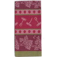 Kay Dee Designs Wine Jacquard Tea Towel