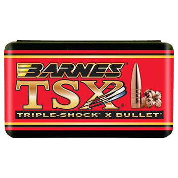 "Barnes TSX 7mm 140 Grain .284"" BT Rifle Bullet (50)"