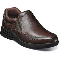 Nunn Bush Men's Cam Moc Toe Slip-On Shoe