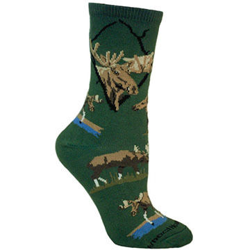 Wheel House Designs Moose Sock