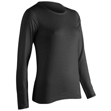 COLDPRUF Womens Extreme Performance Thermal Crew-Neck Top