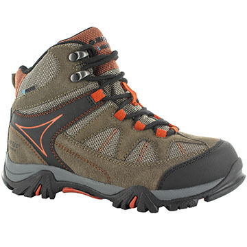 Hi-Tec Boys Altitude Lite I-Shield Waterproof Hiking Boot