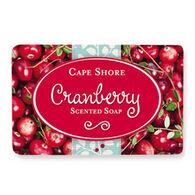 Cape Shore Cranberry Scented Bar Soap