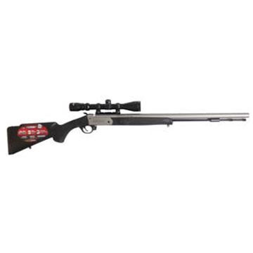 Traditions Pursuit LT Accelerator 50 Cal. Black / Cerakote Muzzleloader w/ Scope