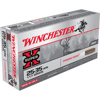 Winchester Super-X 25-35 Winchester 117 Grain Power-Point Rifle Ammo (20)