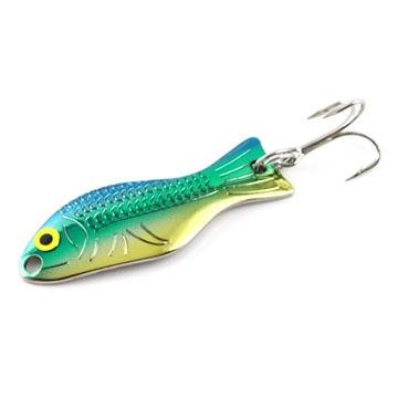 Al's Goldfish Bob Christopher Series Goldfish Spoon Lure