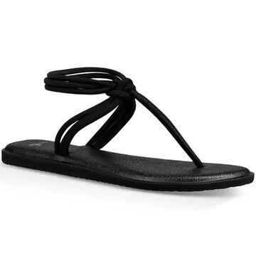 Sanuk Womens Yoga Sunshine Sandal