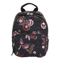 Vera Bradley Performance Twill Mini Backpack