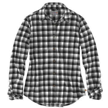 Carhartt Womens Rugged Flex Hamilton Long-Sleeve Shirt
