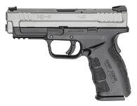 "Springfield XD Mod.2 Service Model Bi-Tone 9mm 4"" 16-Round Pistol"