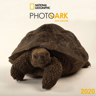 National Geographic Photo Ark 2020 Wall Calendar by Zebra Publishing