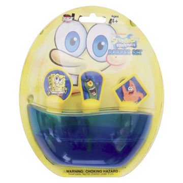 Zebco Children's SpongeBob Squarepants Bobber Set