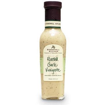 Stonewall Kitchen Roasted Garlic Vinaigrette, 11 oz.
