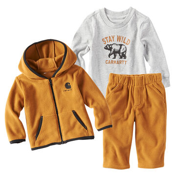Carhartt Infant/Toddler Boys Stay Wild Jacket Gift Set