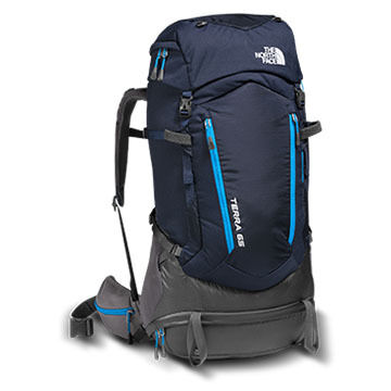 The North Face Terra 65 Liter Backpack