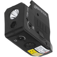 Nightstick Rechargeable Subcompact Weapon Light w/ Green Laser for SIG Sauer P365/XL/SAS