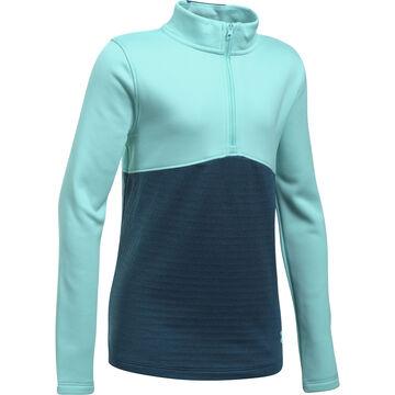 Under Armour Girls UA Expanse 1/4-Zip Fleece