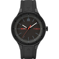 Timex Ironman Essentials 43mm Silicone Strap Full-Size Watch