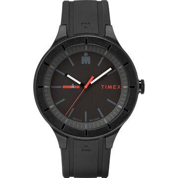 Timex Ironman Essentials 43mm Silicone Strap Full-Size Watch