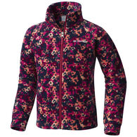 Columbia Infant/Toddler Girls' Benton Springs II Printed Fleece Jacket