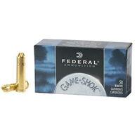 Federal Game-Shok 22 LR 25 Grain No. 12 Lead Bird Shot Ammo (50)
