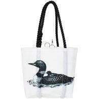Sea Bags Women's Recycled Sail Loon Print Handbag