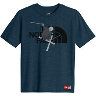 The North Face Boys' IC TriBlend Short-Sleeve T-Shirt
