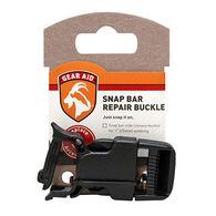 """Gear Aid Snap Bar 3/4"""" Repair Buckle"""
