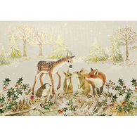 Peter Pauper Press Furry Friends Small Boxed Holiday Cards