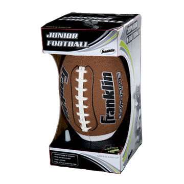 Franklin Sports Junior Size Neo-Grip Football