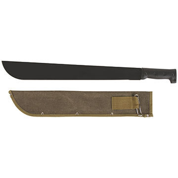 Coleman Machete w/ Sheath