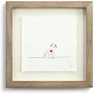 DEMDACO Dog Lover Wall Art