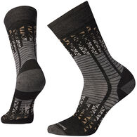 SmartWool Men's Mountain Borough Crew Sock - Special Purchase