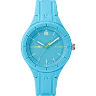 Timex Ironman Essentials 38mm Silicone Strap Mid-Size Watch