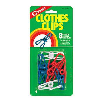 Coghlans Clothes Clip - 8 Pk.