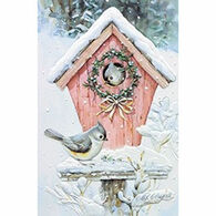 Pumpernickel Press Cozy Cottage Deluxe Boxed Greeting Cards
