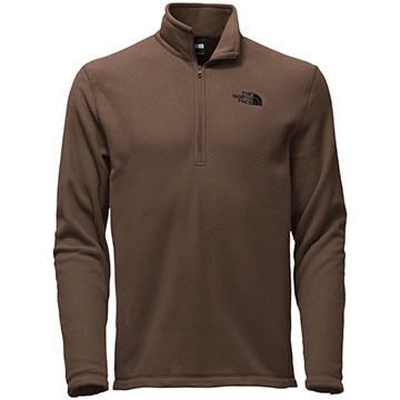 The North Face Men's TKA 100 Glacier Quarter-Zip Fleece