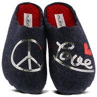 Spring Footwear Women's Peaceful Wool Slipper